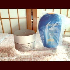 Shiseido Men Total Revitalized Cream + Sunscreen